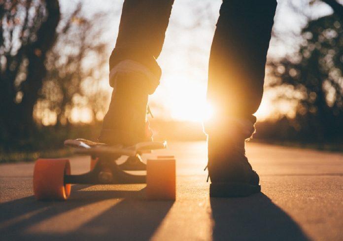 csi roma, skateboard