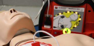 regione lazio, defibrillatori