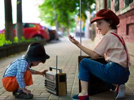 oratori estivi di roma, bambini, radio